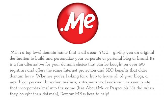domain.me-sponsor-blogalicious-weekend