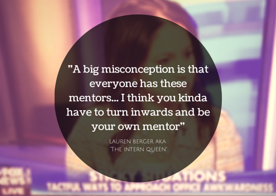 Blogalicious Cara Paige Intern Queen Interview