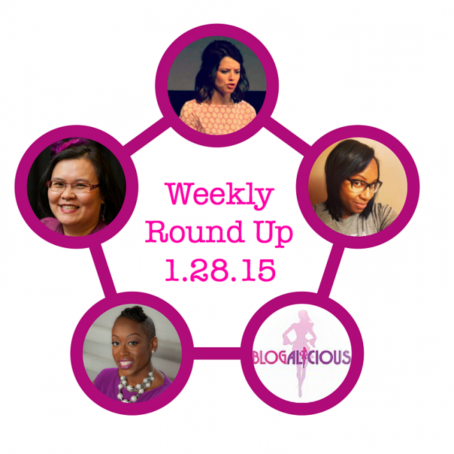 first-blogalicious-weekly-round-up