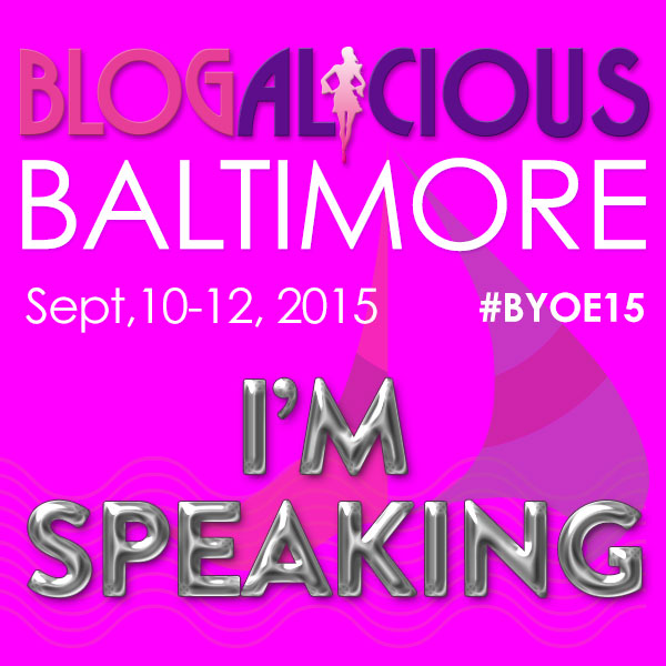 blogalicious conference badges 2015