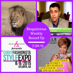 Cecil the Lion & Other News :: Blogalicious Weekly Round Up