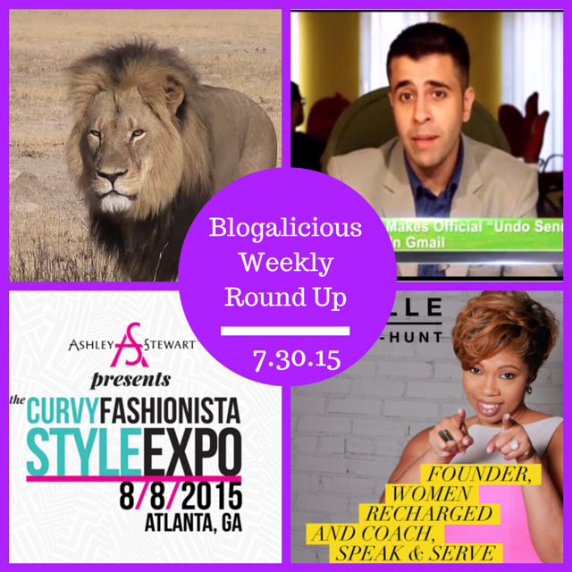 cecil-the-lion-curvy-fashionista-blogalicious-weekly-round-up
