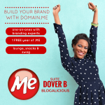 Domain.ME is a Blogalicious Conference Sponsor!