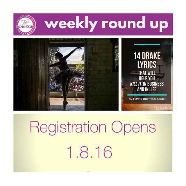 weekly-round-up-conference-travel-lyrics-blogalicious