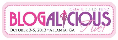 BlogaFIVE logo