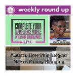 #WeeklyRoundUp — Girl Bosses & b-Link