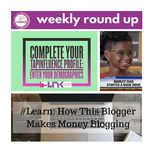 2-3-16 - Blogalicious Weekly Round Up