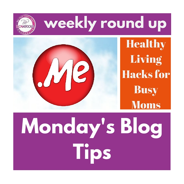 3-9-16 - Blogalicious Weekly Round Up