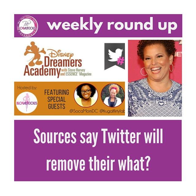 5-18-16 - Blogalicious Weekly Round Up
