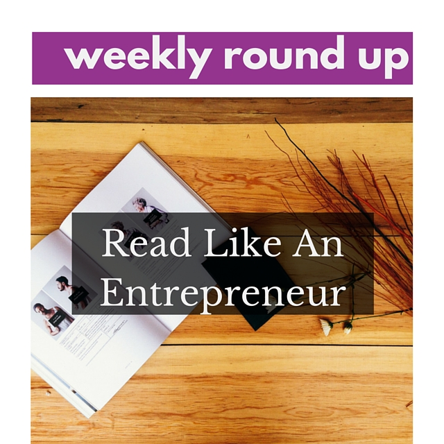 read like an entrepreneur blogalicious