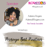More #Blogalicious8 Speaker Announcements: Say HELLO to a Few Familiar + New Faces!