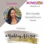 #Blogalicious8 Conversation Panel: #Hashtag Activism