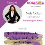 Blogalicious Weekend 2016 Keynote Speakers – Part 1: Nely Galán + Ramon Ray