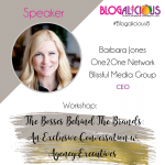 #Blogalicious8 Speaker Announcement: The Bosses Behind The Brands: An Exclusive Conversation w. Agency Executives