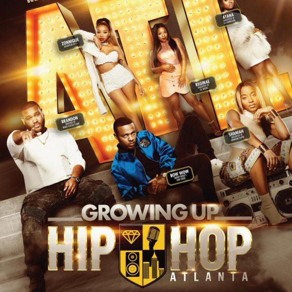 growing up hip hop atlanta