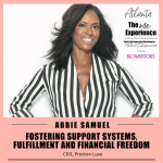 Meet Abbie Samuel @ The ME Experience :: Atlanta